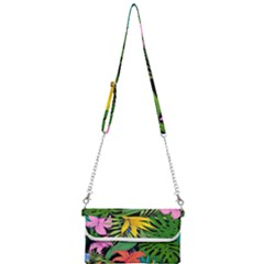 Tropical Adventure Mini Crossbody Handbag