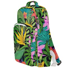 Tropical Adventure Double Compartment Backpack