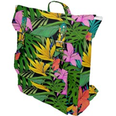 Tropical Adventure Buckle Up Backpack