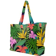 Tropical Adventure Simple Shoulder Bag