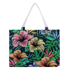 Hibiscus Dream Medium Tote Bag