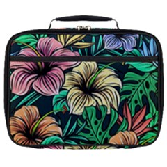 Hibiscus Dream Full Print Lunch Bag
