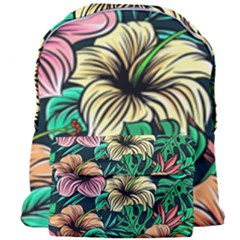 Hibiscus Dream Giant Full Print Backpack