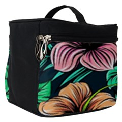 Hibiscus Dream Make Up Travel Bag (small)