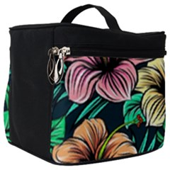 Hibiscus Dream Make Up Travel Bag (big)