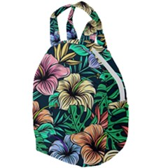 Hibiscus Dream Travel Backpacks
