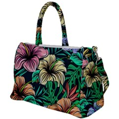 Hibiscus Dream Duffel Travel Bag