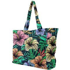 Hibiscus Dream Simple Shoulder Bag