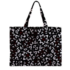 Bold Boho Ethnic Print Medium Tote Bag by dflcprintsclothing
