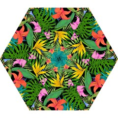 Tropical Adventure Mini Folding Umbrellas