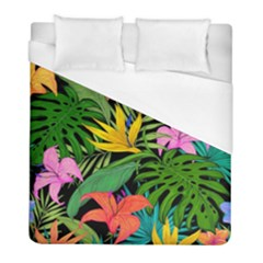 Tropical Adventure Duvet Cover (full/ Double Size)