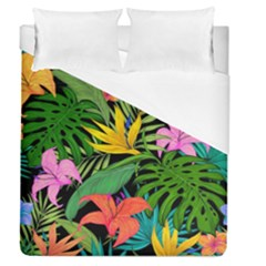 Tropical Adventure Duvet Cover (queen Size)