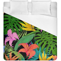 Tropical Adventure Duvet Cover (king Size)