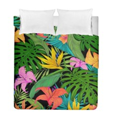 Tropical Adventure Duvet Cover Double Side (full/ Double Size)