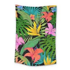 Tropical Adventure Small Tapestry