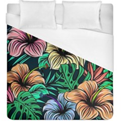 Hibiscus Dream Duvet Cover (king Size)