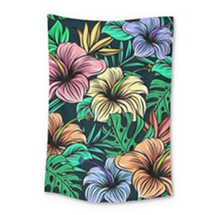 Hibiscus Dream Small Tapestry