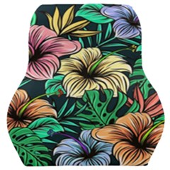 Hibiscus Dream Car Seat Back Cushion