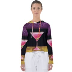 Cosmo Cocktails Women s Slouchy Sweat