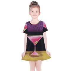 Cosmo Cocktails Kids  Simple Cotton Dress