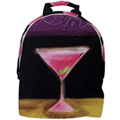Cosmo Cocktails Mini Full Print Backpack