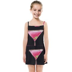 Cosmo Cocktails Kids  Summer Sun Dress