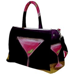 Cosmo Cocktails Duffel Travel Bag