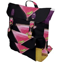 Cosmo Cocktails Buckle Up Backpack