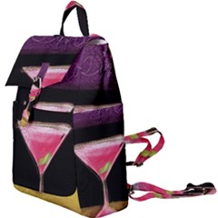 Cosmo Cocktails Buckle Everyday Backpack