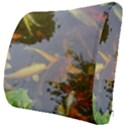 Koi Fish Pond Seat Cushion View3