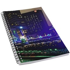 Columbus Commons 5 5  X 8 5  Notebook