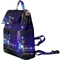 Columbus Commons Buckle Everyday Backpack
