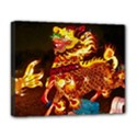 Dragon Lights Deluxe Canvas 20  x 16  (Stretched) View1