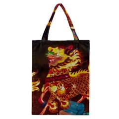 Dragon Lights Classic Tote Bag