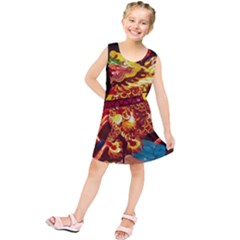 Dragon Lights Kids  Tunic Dress