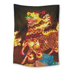 Dragon Lights Medium Tapestry