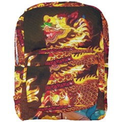 Dragon Lights Full Print Backpack