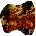 Dragon Lights Velour Head Support Cushion View4