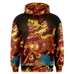 Dragon Lights Men s Overhead Hoodie