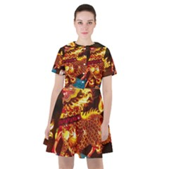 Dragon Lights Sailor Dress