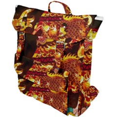Dragon Lights Buckle Up Backpack