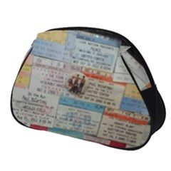 Concert Memorabilia  Full Print Accessory Pouch (small) by StarvingArtisan
