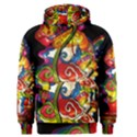 Dragon Lights Centerpiece Men s Pullover Hoodie View1