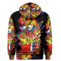 Dragon Lights Centerpiece Men s Pullover Hoodie View2