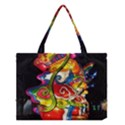 Dragon Lights Centerpiece Medium Tote Bag View1