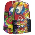 Dragon Lights Centerpiece Giant Full Print Backpack View3