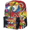 Dragon Lights Centerpiece Giant Full Print Backpack View4