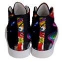 Dragon Lights Centerpiece Women s Hi-Top Skate Sneakers View4