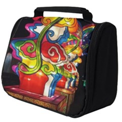 Dragon Lights Centerpiece Full Print Travel Pouch (big)