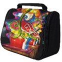 Dragon Lights Centerpiece Full Print Travel Pouch (Big) View1